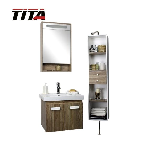 China Melamine Cabinet Hanging Wall Cabinet Bath Cabinet T5161