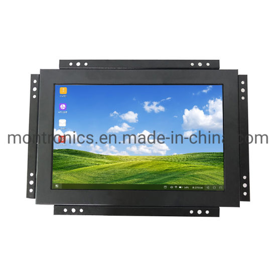 Kiosk 10.1 Inch IPS Open Frame Touch Screen Monitor