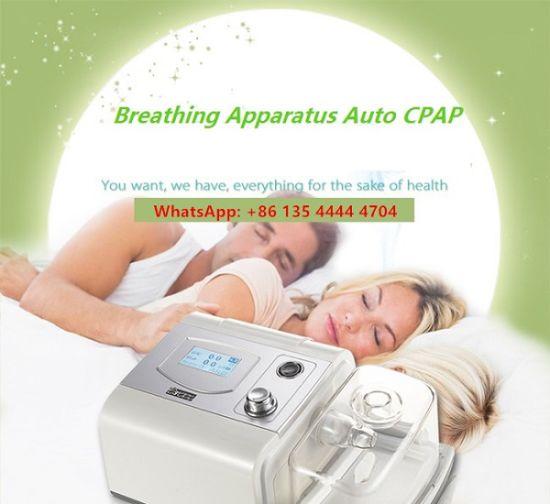 China Manufacturer Sleep Apnea Breathing Machine Auto CPAP Machine for Sale  Mslc01