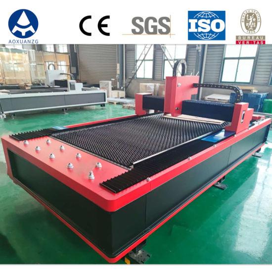 Metal Fiber Laser Cutting Machine 1000W 1500W 3000W Factory Price