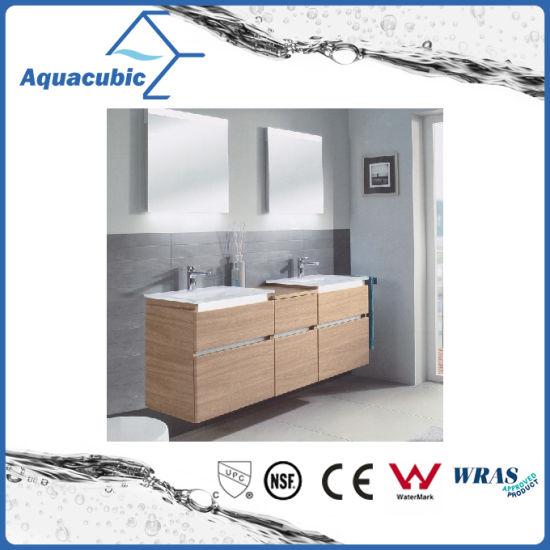 China Two Sinks Two Mirrors Vanity Combo Acf8928 China Vanity