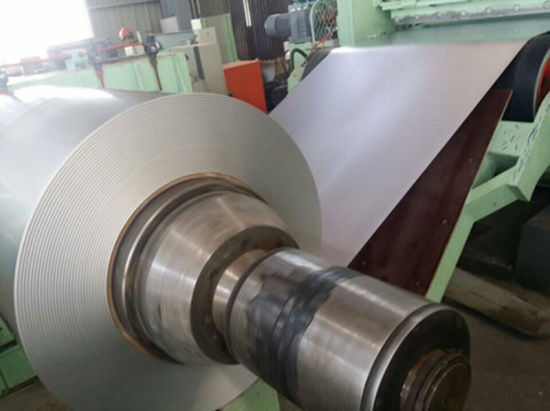 Hot Dipped Steel Products Aluzinc Steel Galvaume Steel Coil pictures & photos