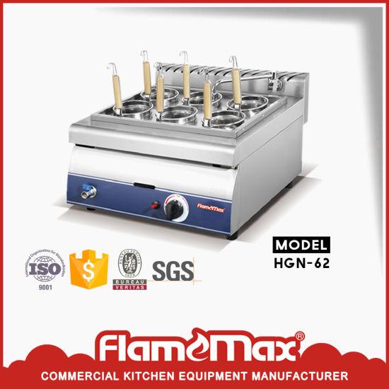 Gas Noodle Cooker Countertop Range (HGN-62)