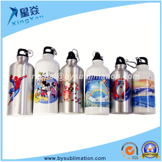 Sublimation Aluminum Sports Water Bottle pictures & photos