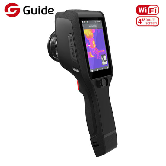 Handheld Professional Thermal Imaging Camera for Detecting Electrical Faults and Overloads with IR Resolution 384× 288