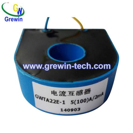 5A 100A Input 3000: 1 Turn Ratio High Precision Mini Current Transformer