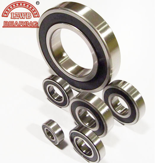 ISO 9001 Deep Grove Ball Bearing 6000m Series pictures & photos