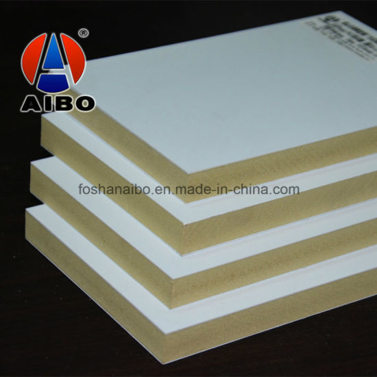 High Density WPC Foam Sheet Cupboard Furniture Board pictures & photos