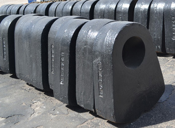 Casting Stone Crusher Hammerhead to Hammer Crusher Spare Parts pictures & photos