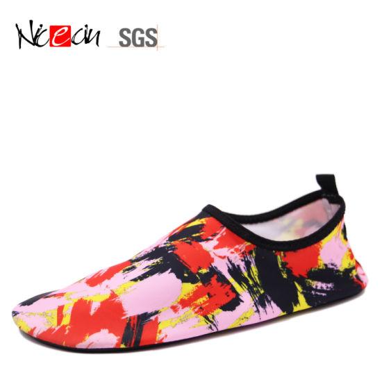 7471b396511d New Pattern Neoprene Scuba Dive Snorkeling Socks Soft Beach Water Swim  Diving Shoes