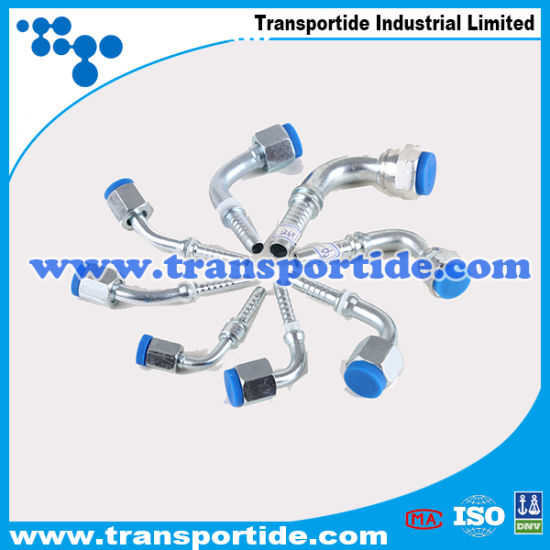 Transportide Swaged Hose Fittings / Pipe Fittings pictures & photos