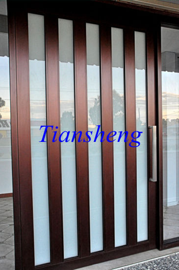Modern House Design Aluminum Pivot Door pictures & photos