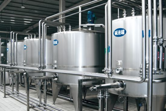 300L Cleaning in Place Equipments Used for Dairy Production