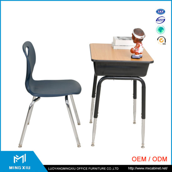Mingxiu High Quality Middle School Desk And Chair Clroom Tables Chairs