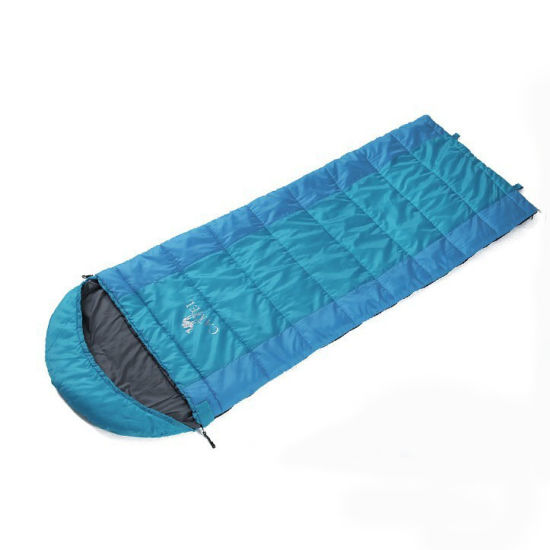 OEM New Design Double Sleeping Bag pictures & photos