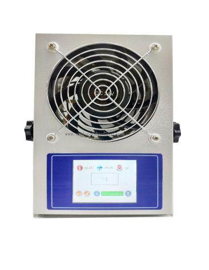110V Powerful Ionizing Air Blower Fan Ion Anti-Static Desktop Ionizer Eliminator