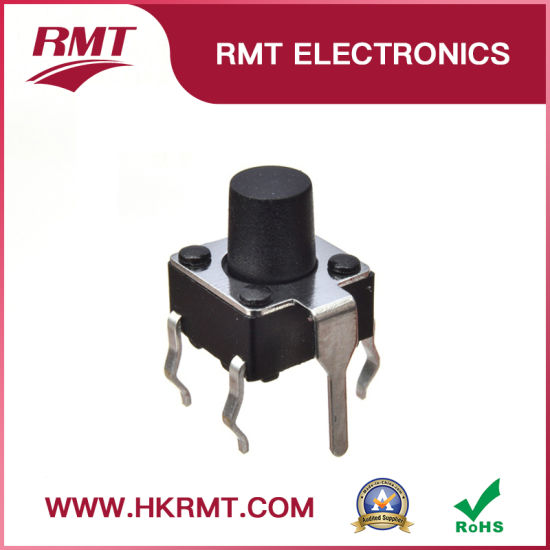 China Reliable Tact Switch (TS-1102P) for PCB/ Printer