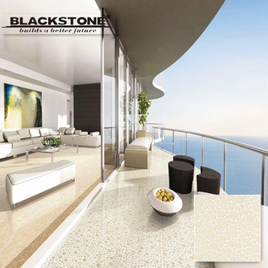 300X300 Small Size Bubble Style 3D Pattern Polished Floor Tile BRAP4115