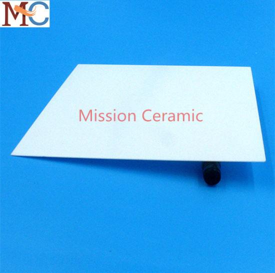 Heat-Resistant Ceramic Plate 99 Al2O3 Alumina Ceramic for Industrial Use Ceramics Expert  sc 1 st  Zhengzhou Mission Ceramic Products Co. Ltd. & China Heat-Resistant Ceramic Plate 99 Al2O3 Alumina Ceramic for ...