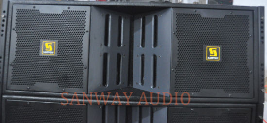 "Vt4888 Dual 12"" Three Way Line Array, Speaker Line Array pictures & photos"