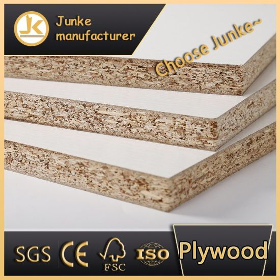 Construction Laminated Plywood Chipboard Furniture Grade for Cabinet
