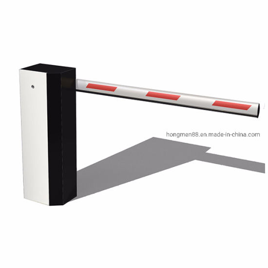 Vehicle Boom Automatic Barrier Gate with DC Brushless Motor