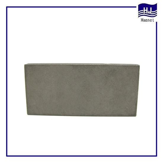 High Performance SmCo1: 5/2: 17 Square Permanent Block SmCo Magnet