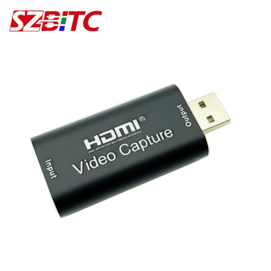 USB 2.0 Video Capture HDMI to USB Video Capture Device