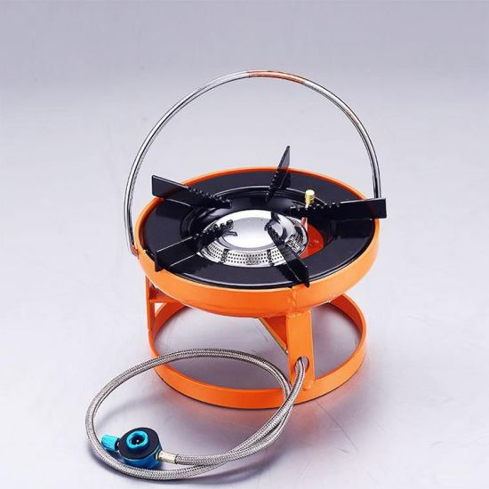 Mini Camping Stove Hiking Backpacking Kitchen Stove Gas Hiking Outdoor Mini Gas