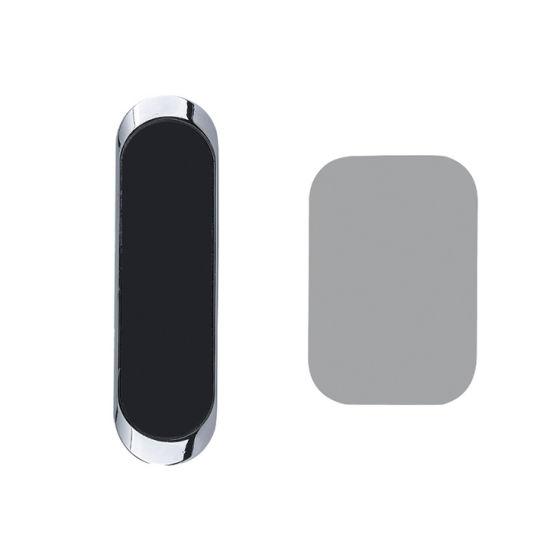 Amazon Hot Sale Custom Logo Mini Strip Metal Sheet Key Dashboard Car Phone Holder Magnetic for Smart Phones
