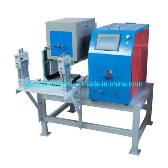 Producer Direct Selling Induction Soldering Equipment for Copper Iron Aluminum Tube Welding