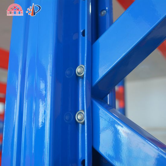 High Quality Industrial Metal Anti Corrosive Heavy Duty Selective Pallet Selective Storage Warehouse Stacking Rack (DC-160)
