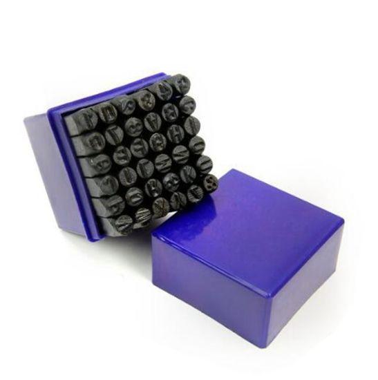 36 PCS Number and Letter Stamp Set