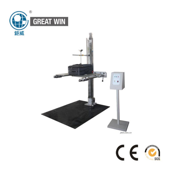 Bag Falling Test Machine/Luggage Falling Test Equipment (double wings) (GW-052)