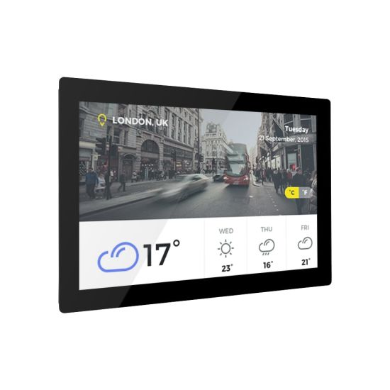 15 18 21 Inch Open Frame LCD Touch Screen Monitor with HDMI Input for Raspberry Pi