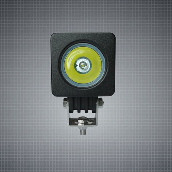 2 Inch 10W LED Work Light Can Use in Car off-Road Vehicles SUV Rescue Bicycle Motorcycle