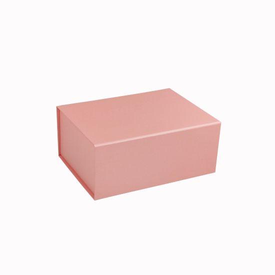 24 Wholesale Custom Collapsible Paper Magnetic Brown Kraft Gift Box Packaging Food