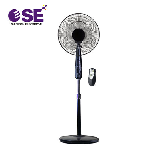 High Quality Function Elegant 16 Inch Stand Fan with Remote Control