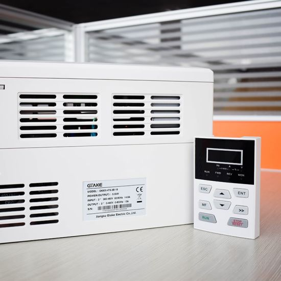 Gk600 General Purpose Variable Frequency Inverter with Open Loop Control and V/Hz Control pictures & photos