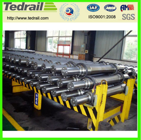 Train Axle Made in China