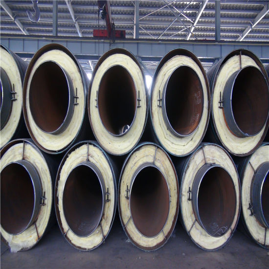 Steam Insulation Pipe for High Temperature Manufacture