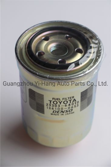 Best Seller OEM 23303-64010 Wholesale Diesel Fuel Filter for Engine