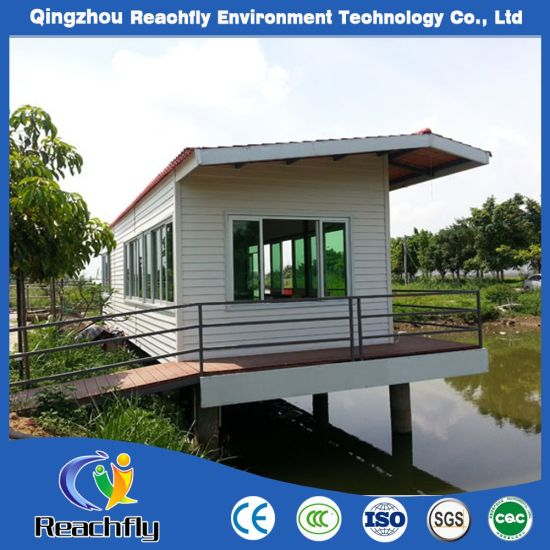 Luxury Design Mobile Homes Prefabricated Housing Modules