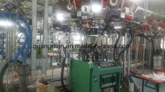 Hyu14-8e-1248n Jacquard Underwear Knitting Machine pictures & photos