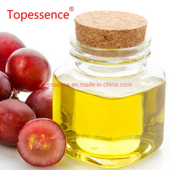 Food/Cosmetic Grade Natural Grape Seed Oil CAS 8024-22-4