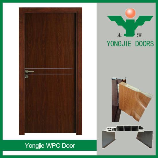 China Eco Friendly Waterproof Interior Door For Bathroom China