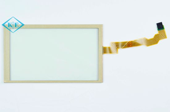 """7.5"""" Five Wire Resistive Touch Panel Switch"""