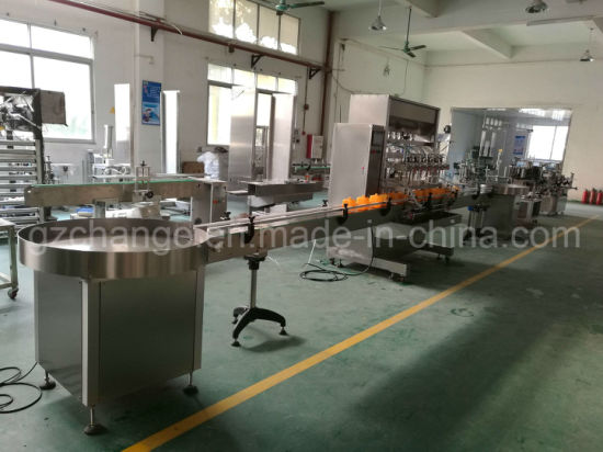 Ink Solvent Liquid Filling Machine pictures & photos
