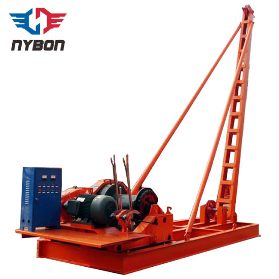China Highway Construction Automatic Punching Pile Driver Machine