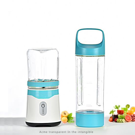 Personal Blender for Shakes and Smoothies - Powerful Drink Mixer to Go Bottle, Single Use Juicer with Easy One Touch Operation, Great for Sports, Travel, Gym a pictures & photos